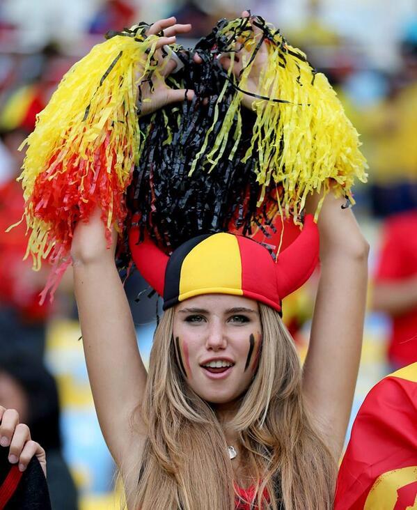 Lo mejor del Bélgica vs Rusia
