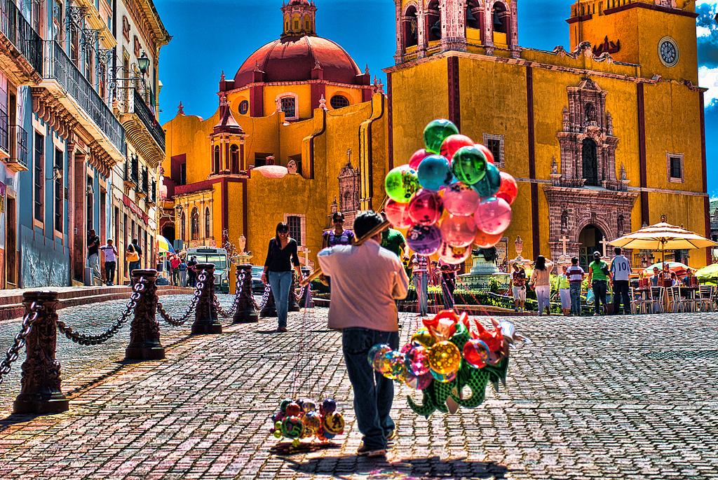Catedral Basílica Nuestra Señora de Guanajuato, México