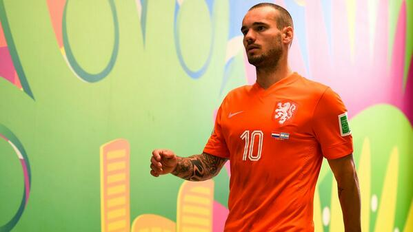 "FIFAWorldCup: Wesley Sneijder says the Netherlands ""deserve much better"" from the #WorldCup"