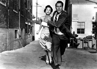 fotograma de La invasión de los ladrones de cuerpos (Don Siegel, 1956)