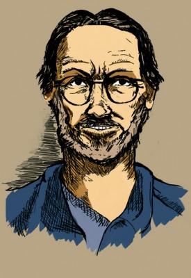Robert Crumb | ilustración de Christian Kaw