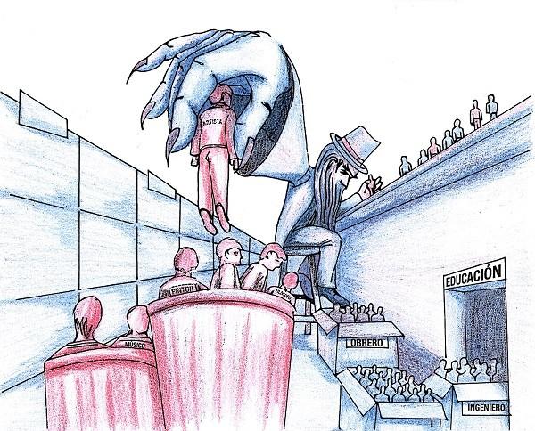 ilustración de Eduardo Mora