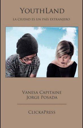 YouthLand, libro de poemas de Jorge Posada