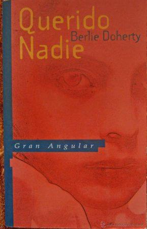 libro_Berlie_Doherty_Querido_Nadie