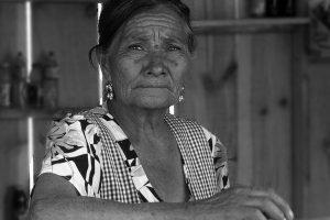 indígena mujer