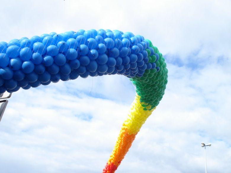 globos orgullo gay parade